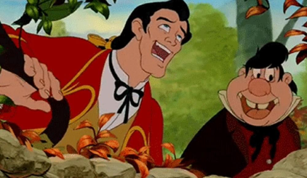 'A Bela e a Fera': série sobre Gaston e LeFou é oficializada pela Disney+