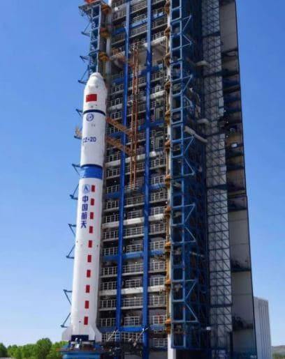 China lança rastreador de asteroides e outros três satélites ao espaço