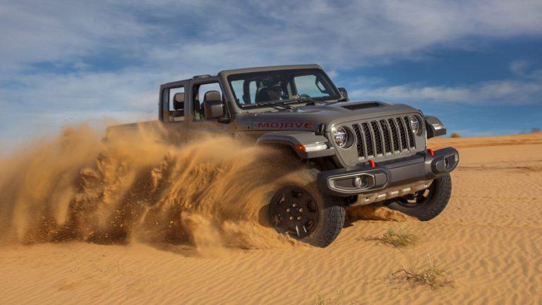 Como o iPhone pode ajudar os carros da Jeep a terem para-brisas mais resistentes?