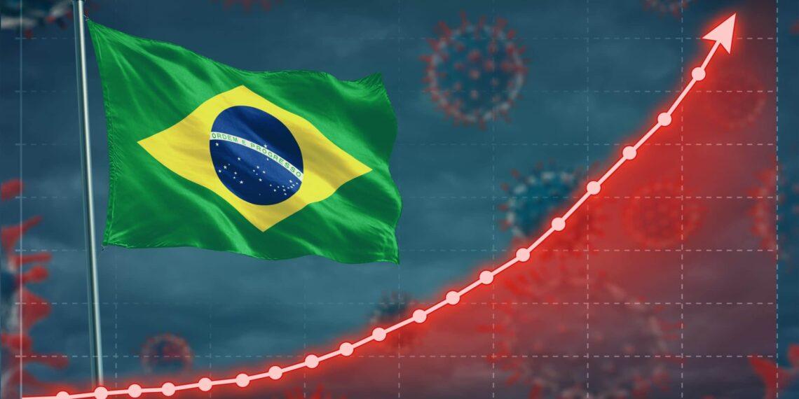 Covid-19: Brasil tem 1,1 mil mortes nas últimas 24 horas; total ultrapassa 487 mil