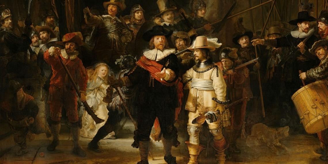 Pintura do período barroco é restaurada por inteligência artificial