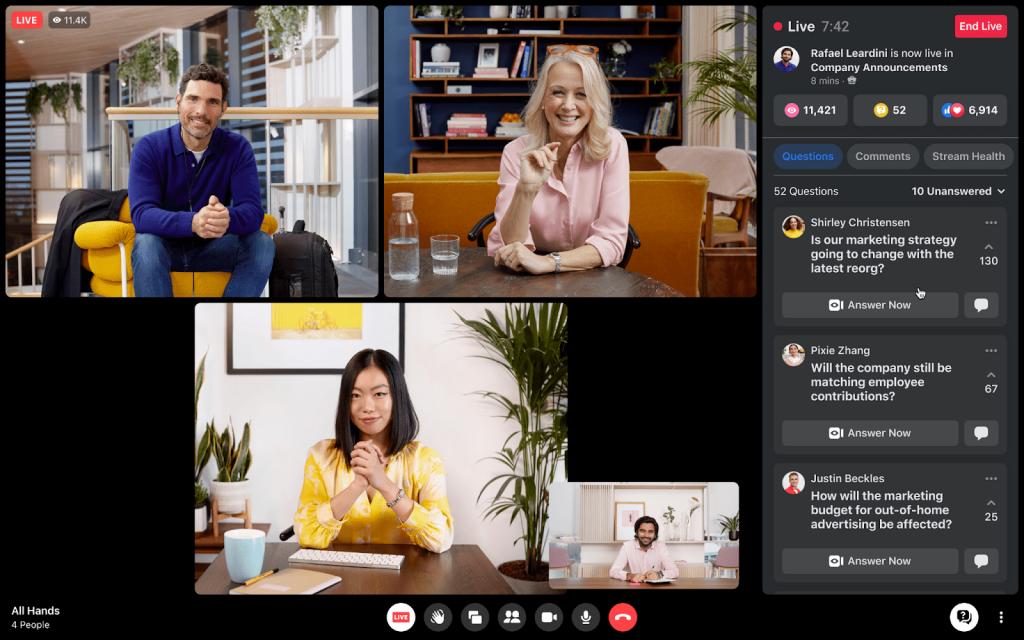 Workplace: Facebook anuncia novidades para sua ferramenta de comunicação para empresas