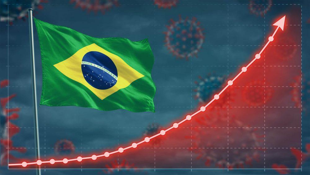 Covid-19: Brasil tem 1,6 mil mortes nas últimas 24 horas; total ultrapassa 530 mil