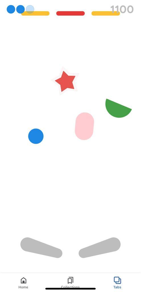'Easter egg' do Google permite jogar pinball no app para iOS