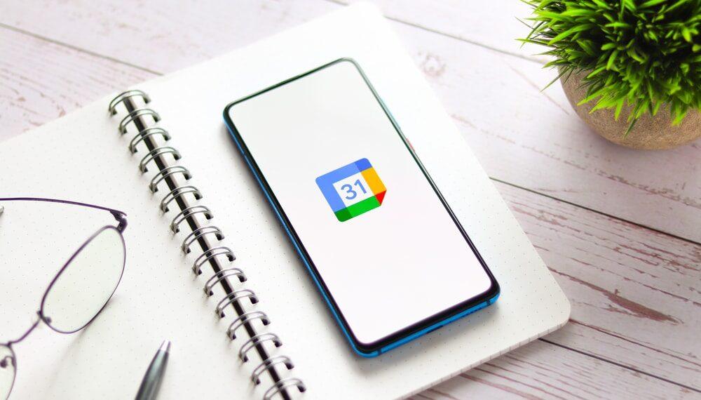 Google Agenda oferece opção para usuários que optem participar de eventos virtualmente