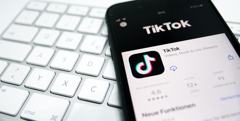 Novidade no TikTok: agora você pode se candidatar a um emprego pelo app
