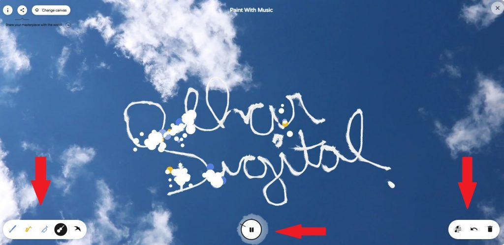 'Paint With Music': site do Google transforma pinturas em música; saiba como usar